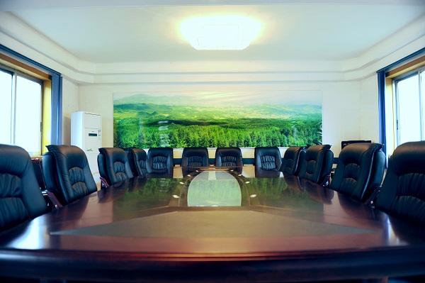 单招升学指导会议室