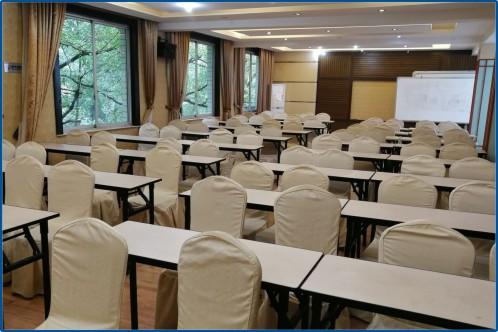 单招培训学生教室